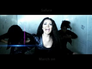 Safura Alizadeh - March On